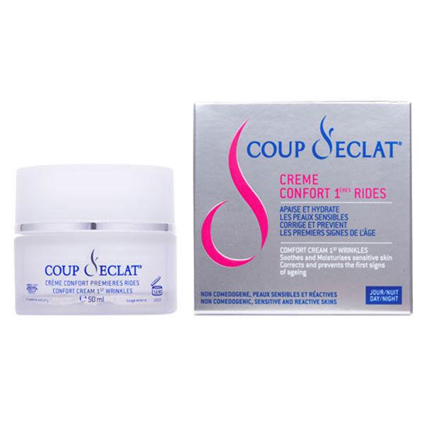 Coup d Eclat Coup d'Eclat Crème Confort 1ères Rides 50ml