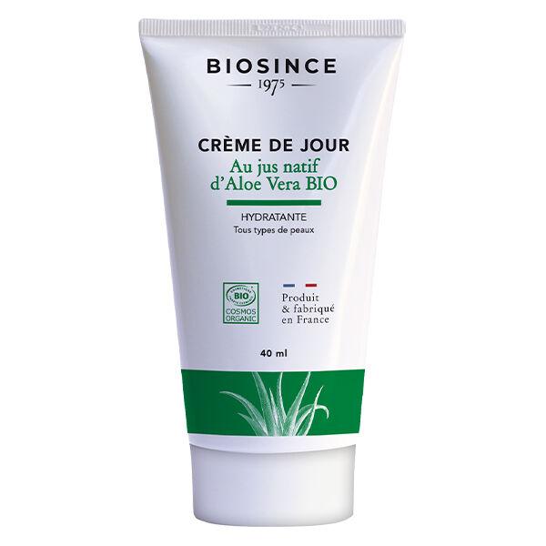 Gravier Biosince 1975 Crème de Jour d'Aloé Vera Bio 40ml