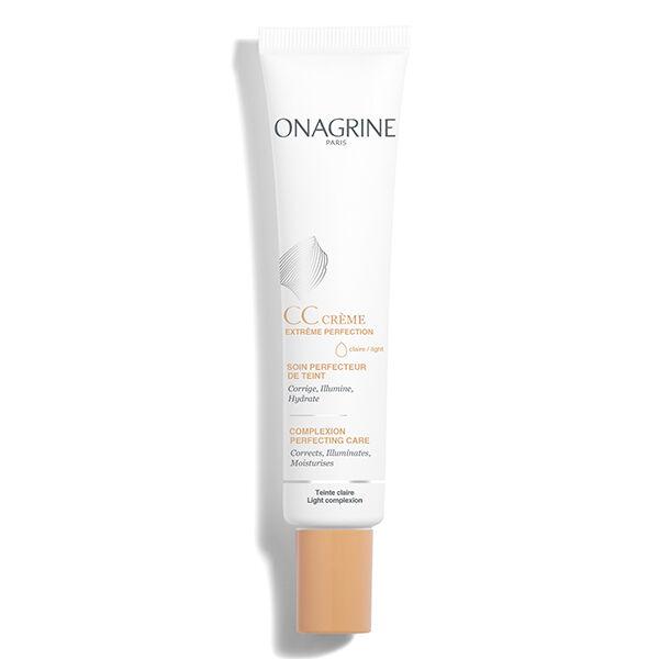 Onagrine CC Crème Soin Perfecteur de Teint Teinte Claire 40ml