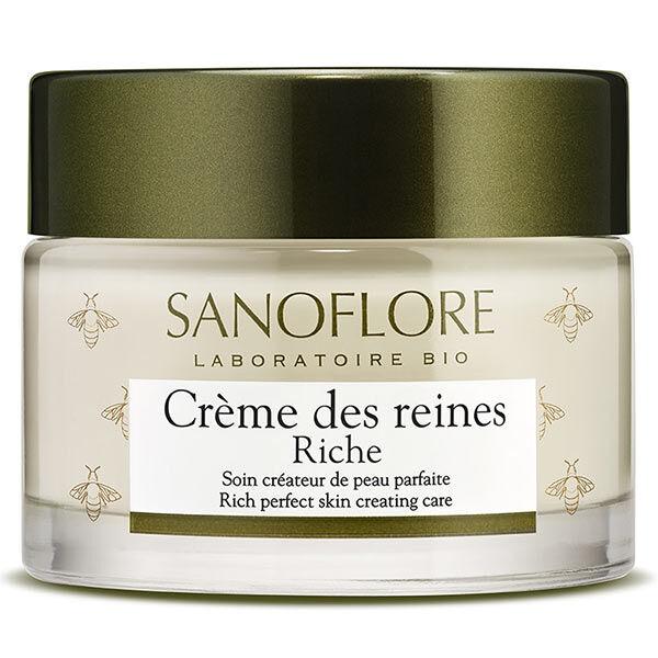 Sanoflore Crème des Reines Hydratante Visage Bio 50ml