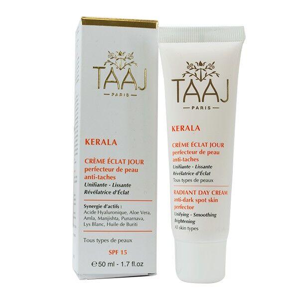 TAAJ Kerala Crème Eclat de Jour SPF15 50ml
