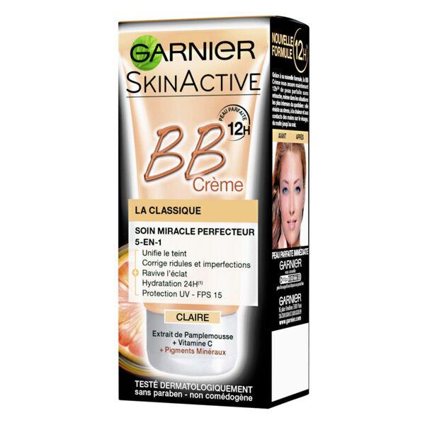 Garnier Skinactive BB Crème La Classique Claire 50ml