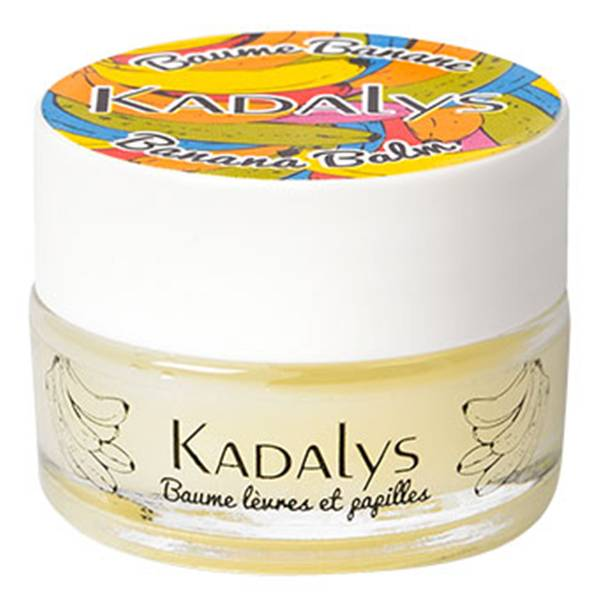 Kadalys Baume Lèvres et Papilles Bio 7g