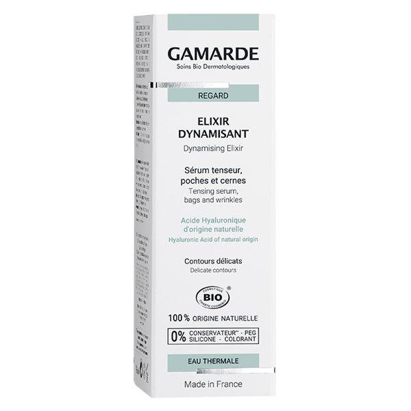 Gamarde Regard Élixir Dynamisant Bio 10g