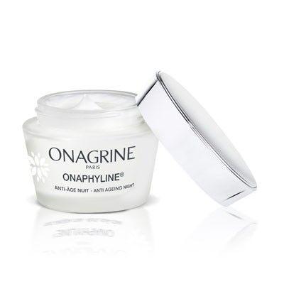 Onagrine Crème Anti-Rides Nuit à l'Onaphyline Pot 50ml
