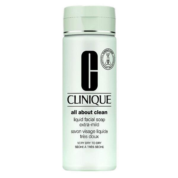 Clinique Basic 3 Temps Savon Visage Liquide Très Doux Peau Sèche à Très Sèche 200ml
