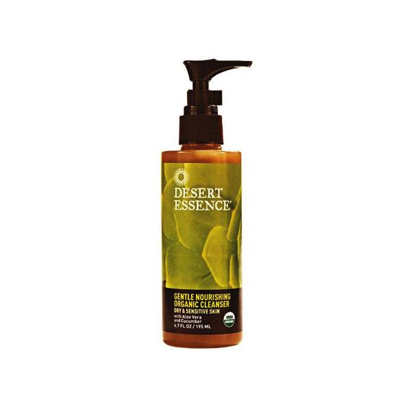 Desert Essence Nettoyant Douceur Aloe Vera Concombre 195ml