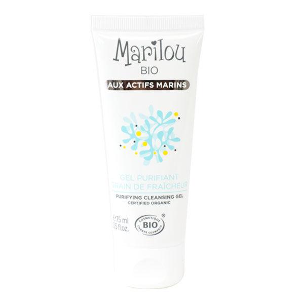 Marilou Bio Gel Purifiant Grains de Fraîcheur 75ml