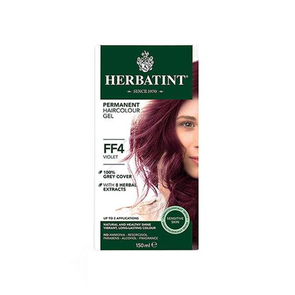 Herbatint Flash Fashion Coloration Permanente Violet FF4 150ml