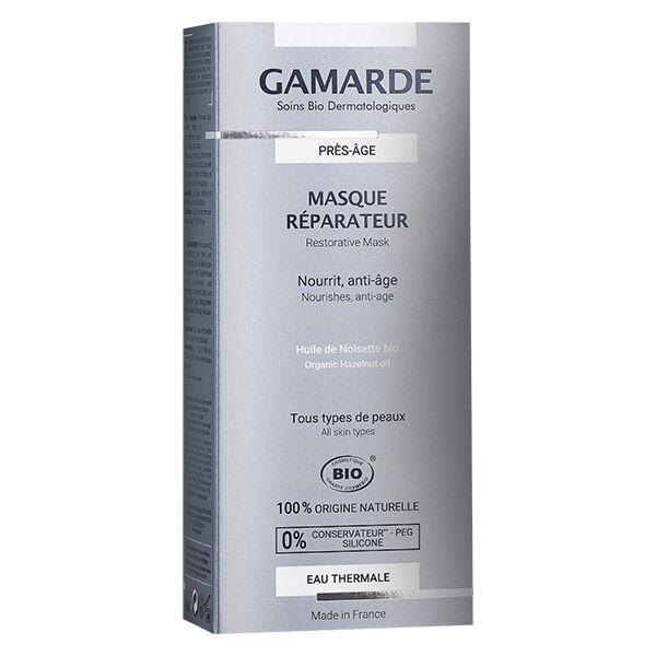 Gamarde Près-Age Masque Réparateur Bio 40g