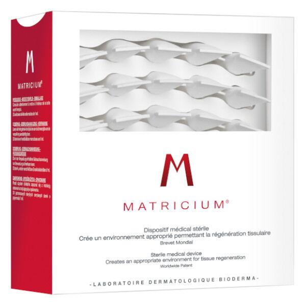 Bioderma Matricium Traitement Régénération Tissulaire 30 unidoses