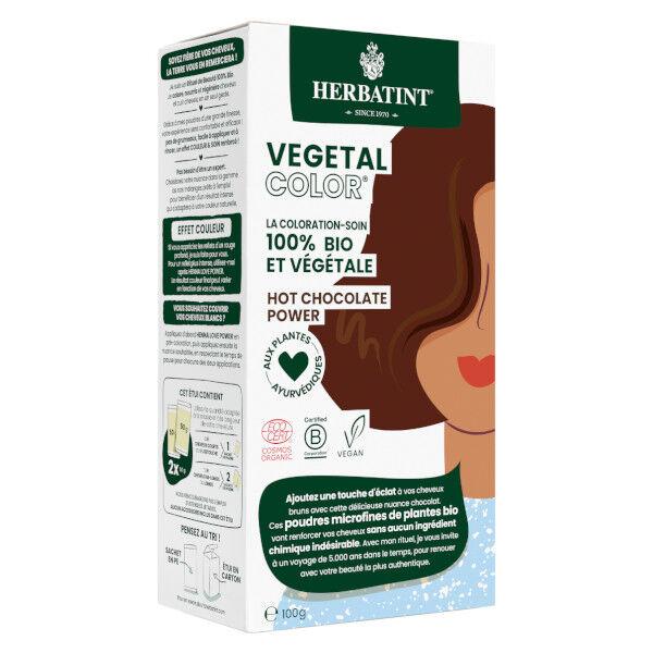 Herbatint Végétal Color Hot Chocolate Power 100g