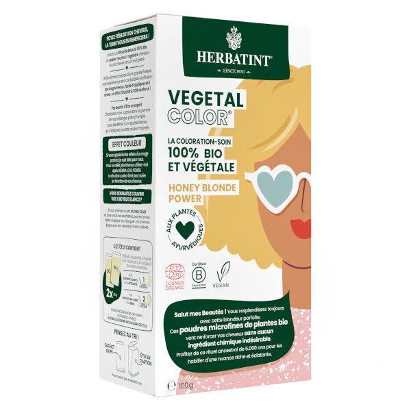 Herbatint Végétal Color Honey Blond Power 100g