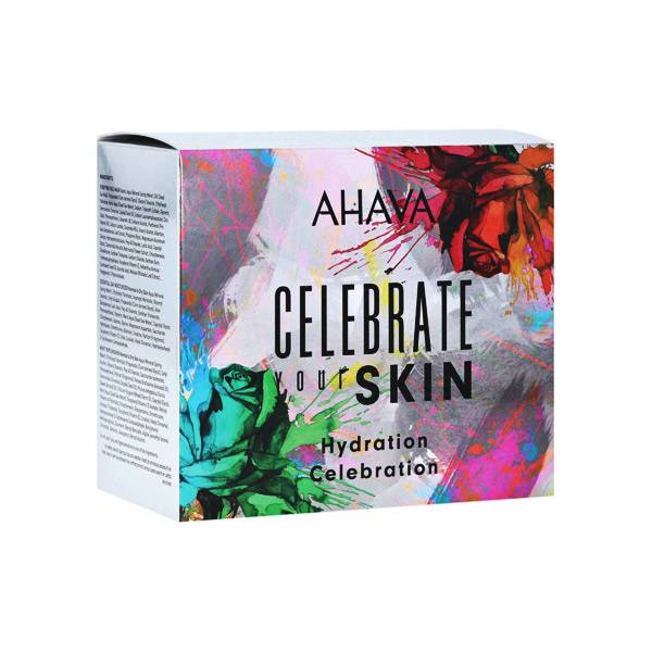 Ahava Time To Clear Coffret Celebrate Your Skin