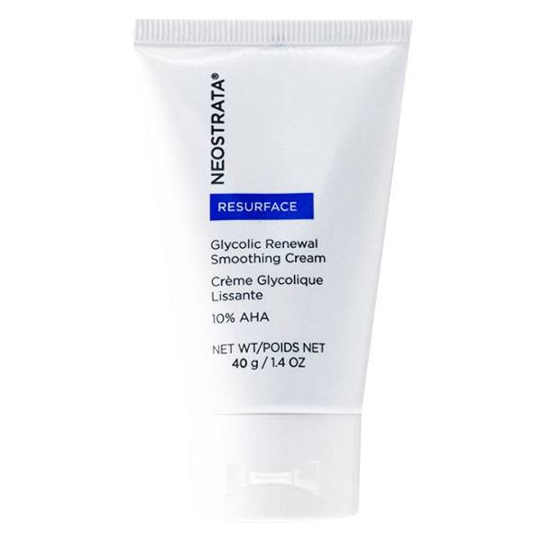 Neostrata Resurface Crème Glycolique Lissante 10% AHA 40g