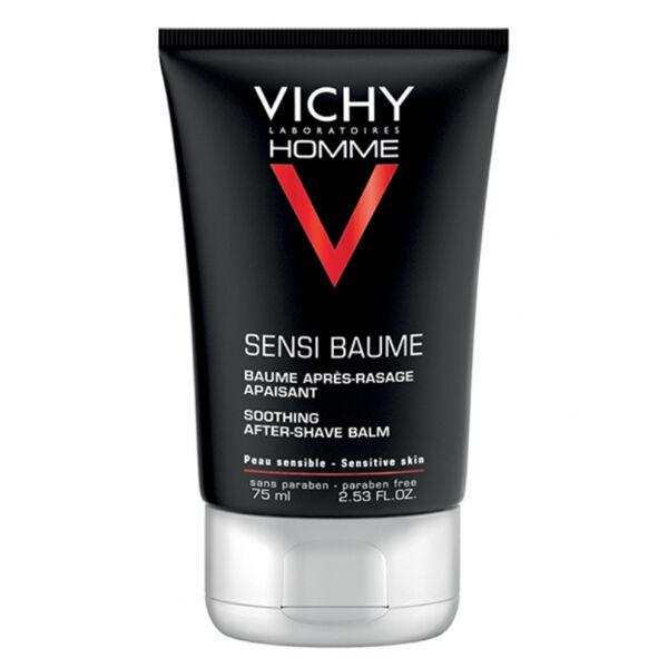 Vichy Homme Baume Après Rasage Apaisant Sensi Baume 75ml