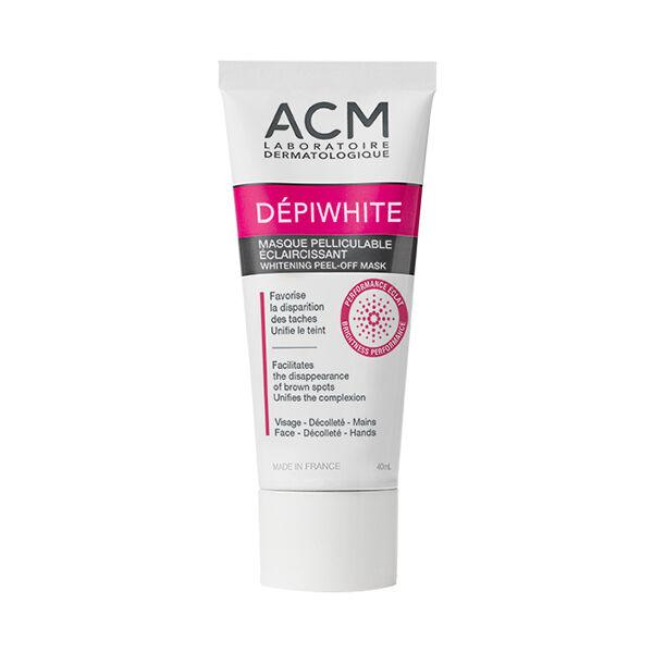 ACM Dépiwhite Masque Pelliculable Eclaircissant 40ml