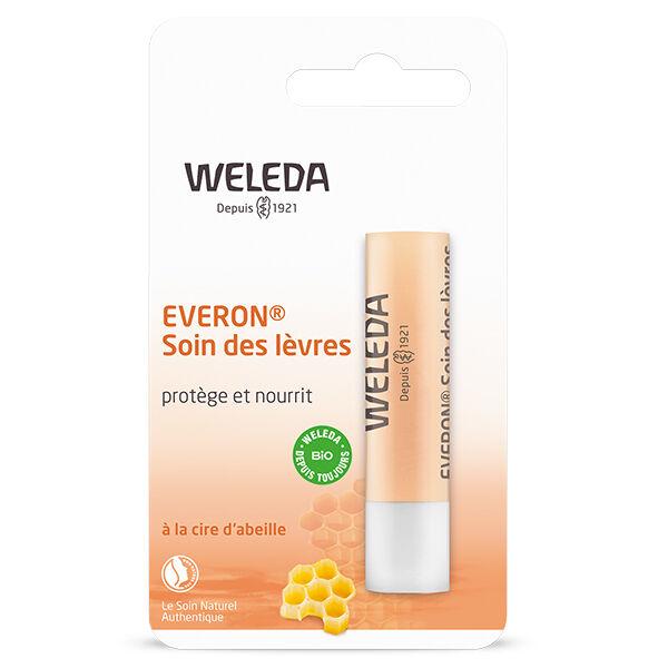 Weleda Everon Soin des Lèvres Bio 4,8g
