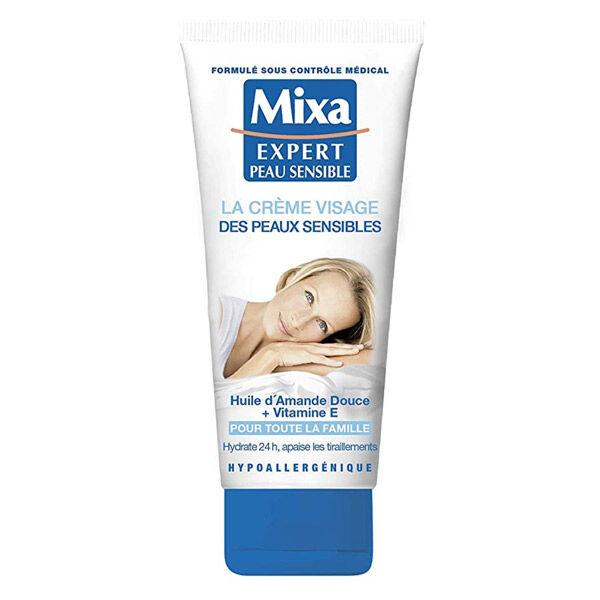 Mixa La Crème Visage des Peaux Sensibles 100ml