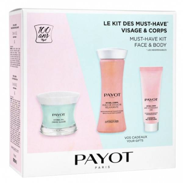 Payot Coffret Hydratant + 2 produits corps offert