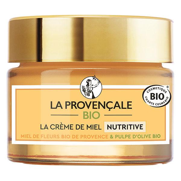 La Provençale La Crème de Miel Nutritive Bio 50ml