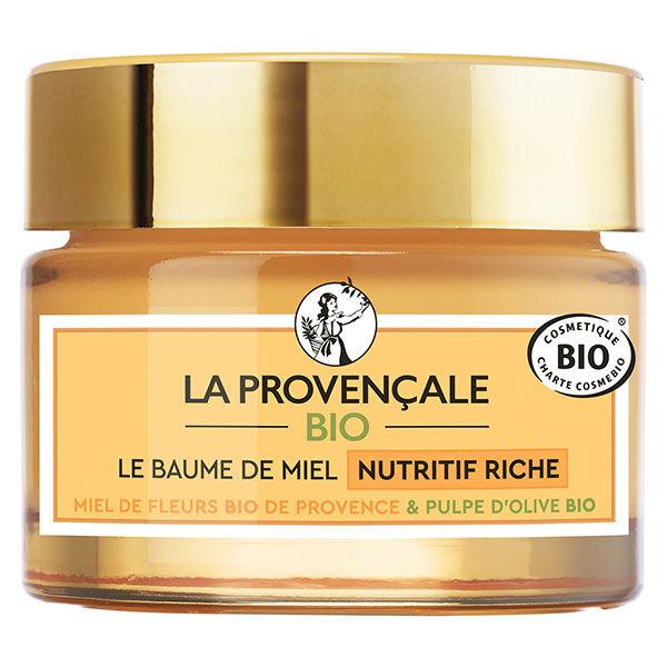 La Provençale Le Baume de Miel Nutritif Riche Bio 50ml