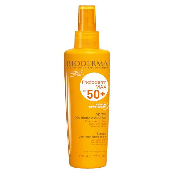 Bioderma Photoderm Max Spray Solaire Haute Protection SPF50+ 200ml