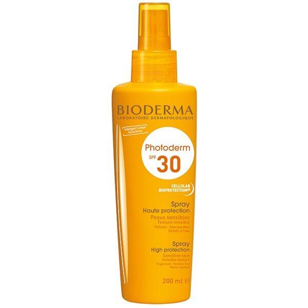 Bioderma Photoderm Spray Solaire Visage Corps Parfumé SPF30 200ml