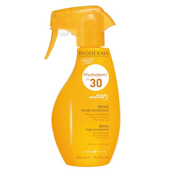 Bioderma Photoderm Spray Solaire Corps Parfumé SPF30 400ml