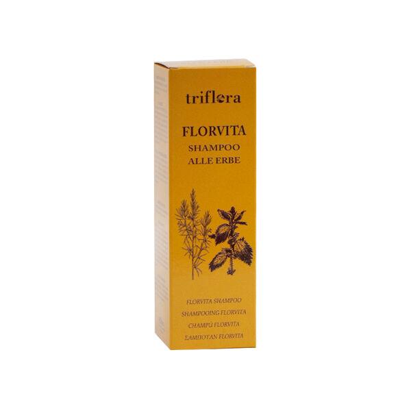 Erbacolor Triflora Florvita Shampooing Neutralisant Après Coloration 150ml