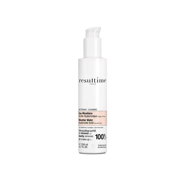 Resultime Eau Micellaire Acide Hyaluronique 200ml
