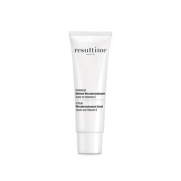 Resultime Soin Microdermabrasion Quartz et Vitamine E 50ml