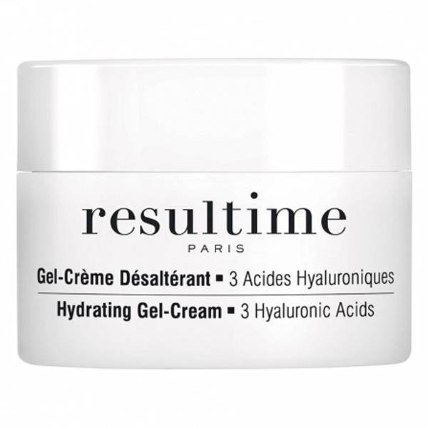 Resultime Crème Désaltérant 3 Acides Hyaluroniques 50ml