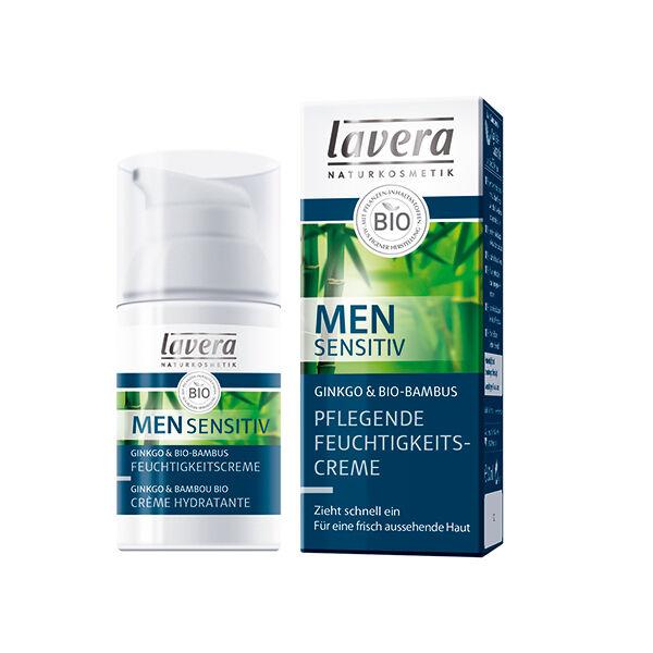 Lavera Men Sensitiv Crème Hydratante Bio 30ml