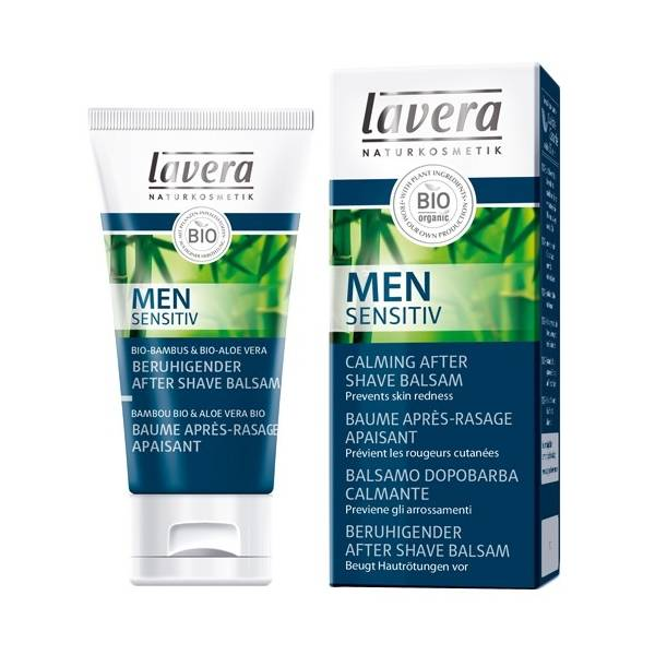 Lavera Men Sensitiv Baume Après-Rasage Apaisant 50ml
