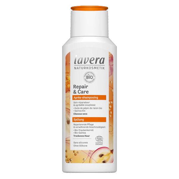 Lavera Après Shampooing Réparateur & Soin Bio 250ml