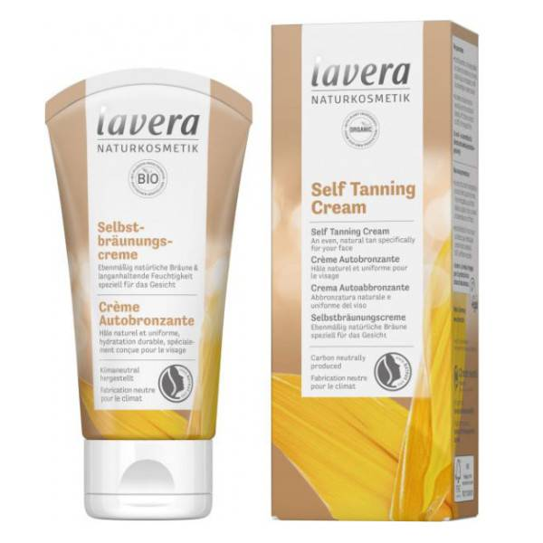 Lavera Crème Autobronzante Bio 50ml