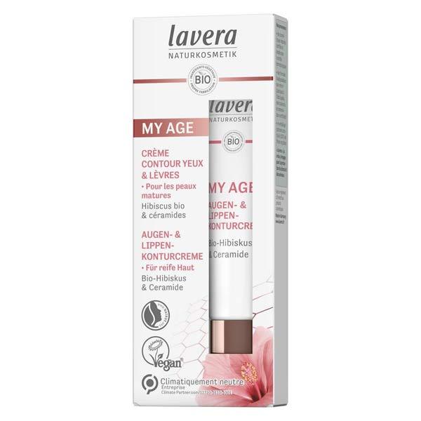 Lavera My Age Contour des Yeux & Lèvres Bio 50ml
