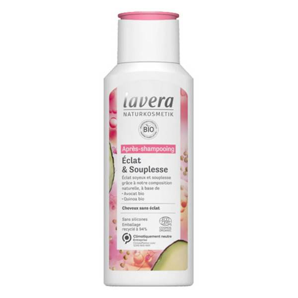 Lavera Après Shampooing Éclat & Souplesse Bio 250ml