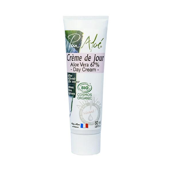 Pur Aloé Crème Visage Aloé Vera 67% 50ml