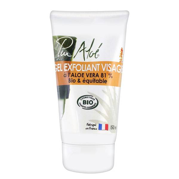Pur Aloé Gel Exfoliant Visage 150ml