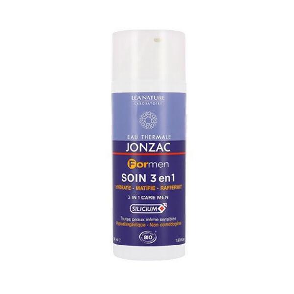 Jonzac For Men Soin 3 en 1 50ml