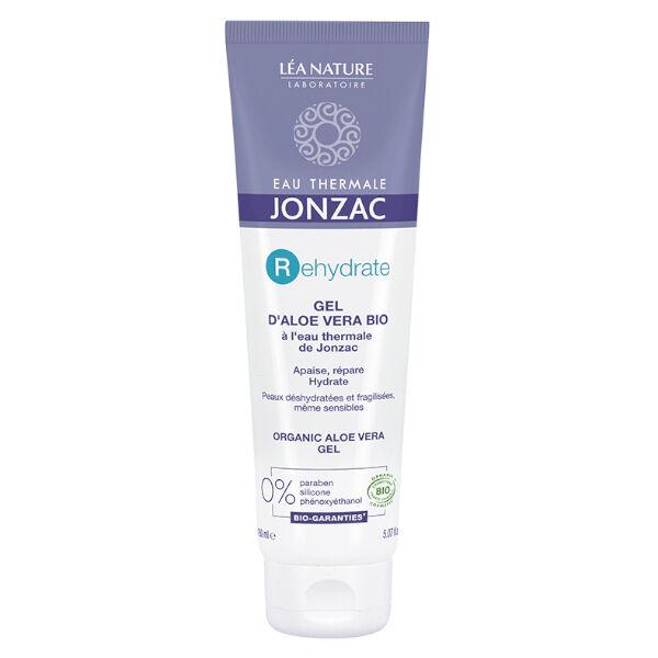 Jonzac Rehydrate Gel d'Aloe Vera Bio 150ml