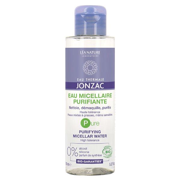 Jonzac Pure Eau Micellaire Purifiante Bio 150ml