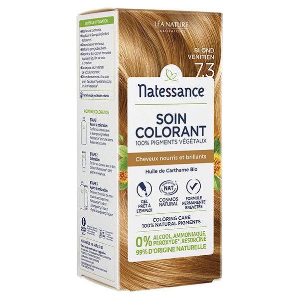 Natessance Coloration Végétale Blond Vénitien Bio 150ml