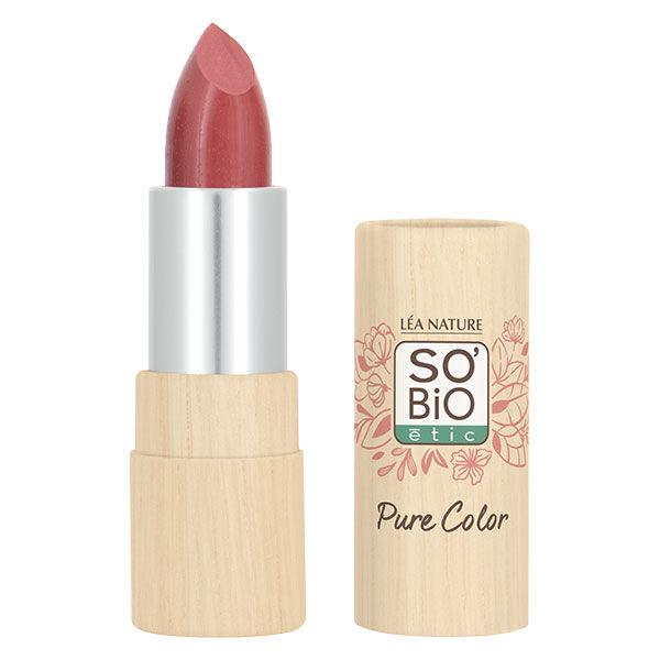 So'Bio Étic Pure Color Rouge à Lèvres Satiné Bio N°11 Rose Divin