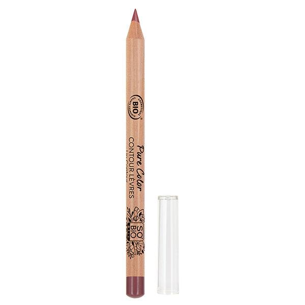 So'Bio Étic Pure Color Crayon Contour des Lèvres Bio N°02 Bois de Rose