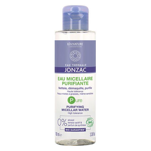 Jonzac Pure Eau Micellaire Purifiante Bio 100ml