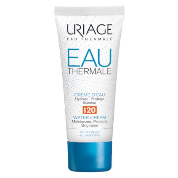 Uriage Eau Thermale Crème d'Eau Légère SPF20 40ml