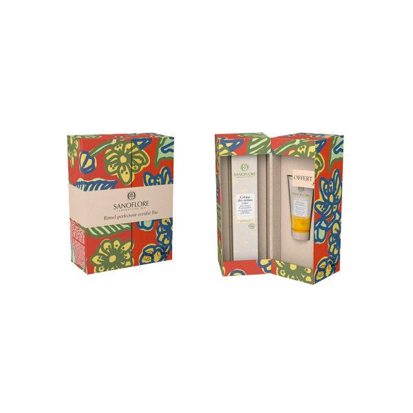 Sanoflore Crème des Reines Légère Bio 40ml + Masque 15ml offert